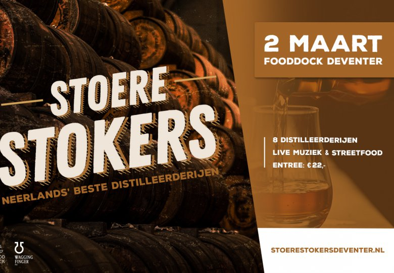 9 Nederlandse distilleerderijen op Stoere Stokers
