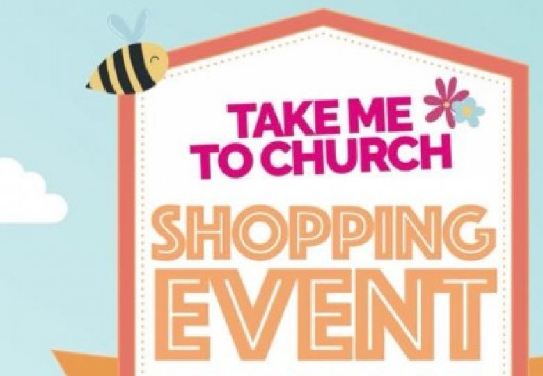 Take Me To Church Shopping Event