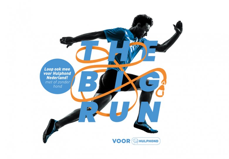 The Big Run | voor Hulphond Nederland