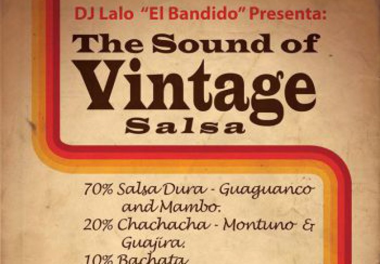 The Sound of Vintage Salsa