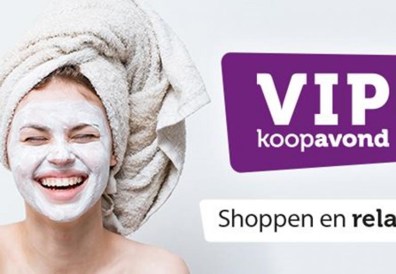 VIP-koopavond Cityplaza