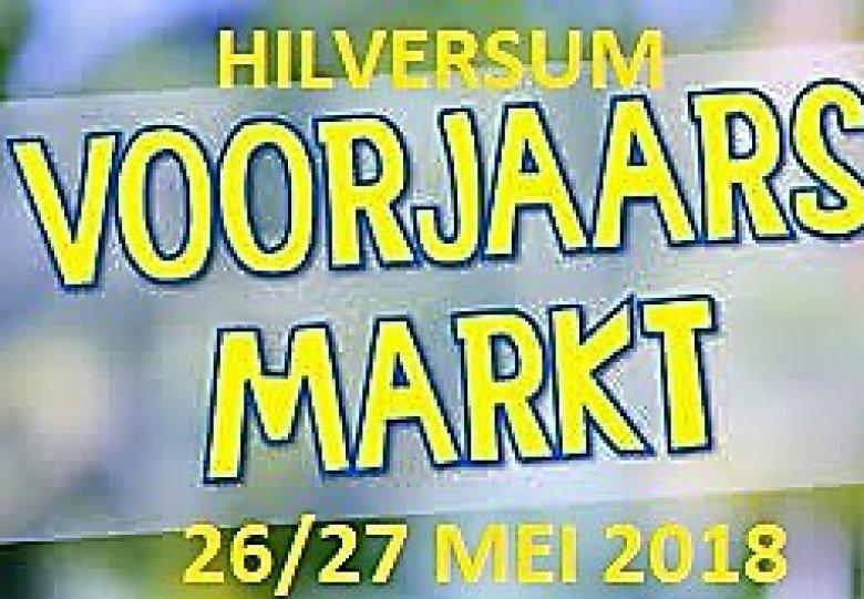 Unieke voorjaarsmarkt op vliegveld Hilversum