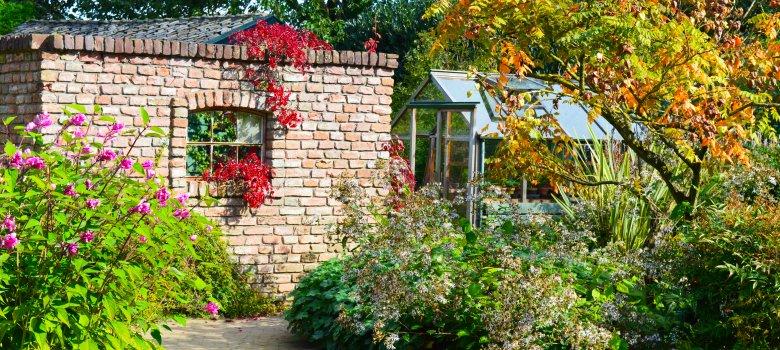 De Tuinen van Appeltern zijn nog open