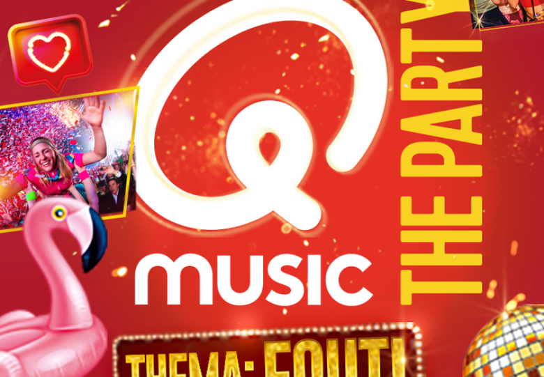 Q-Music The Party FOUT! - Venray 2021