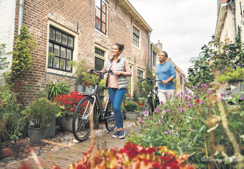 Historie snuiven in Deventer, Apeldoorn en Zutphen
