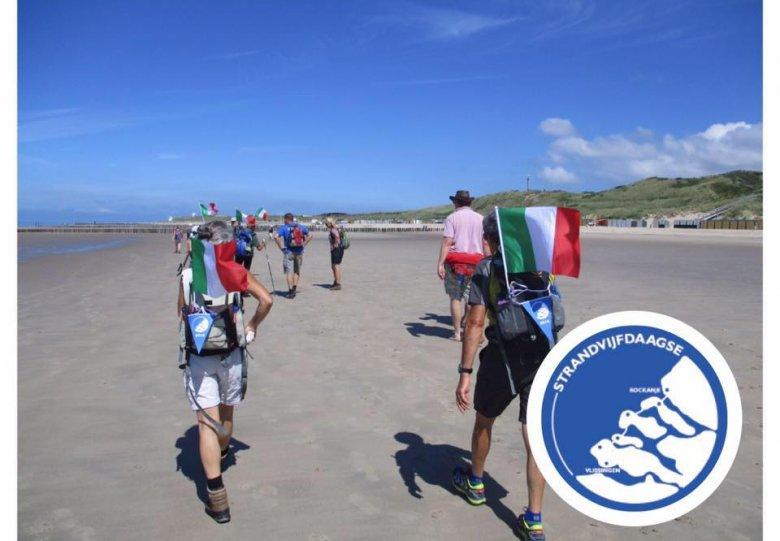 Strandvijfdaagse Zeeland