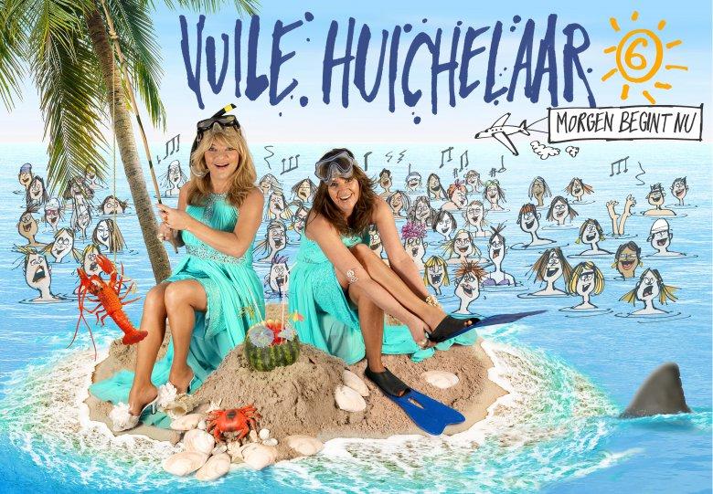 Vuile Huichelaar - Morgen begint nu!
