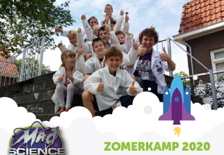 Mad Science Zomerkamp in Amersfoort