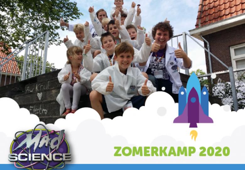 Mad Science Zomerkamp in Almere