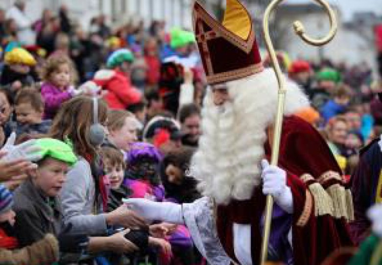 Intocht Sinterklaas Zutphen