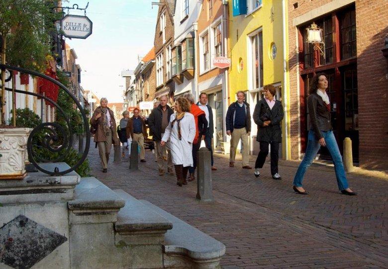 Stadswandeling Deventer