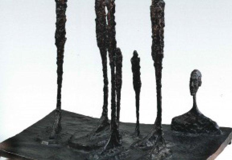 Museum de Fundatie - Giacometti-Chadwick, Facing Fear