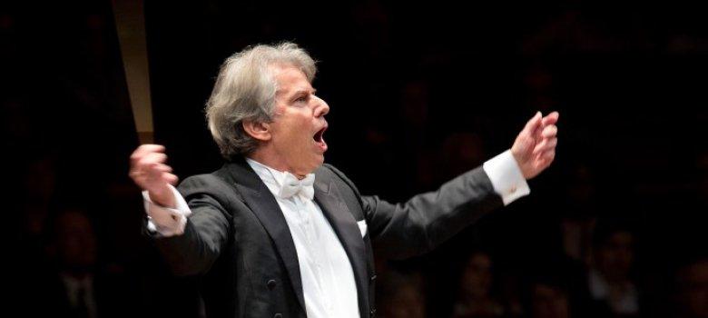 Hartmut Haenchen dirigeert Bruckners Negende
