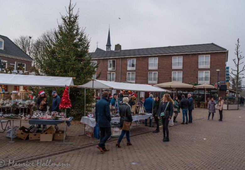 Kerstmarkt Simonsplein