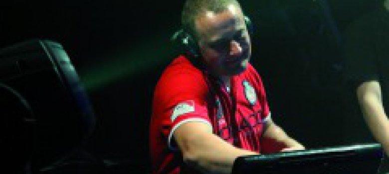 RABO-Disco schaatsen: DJ Erwin