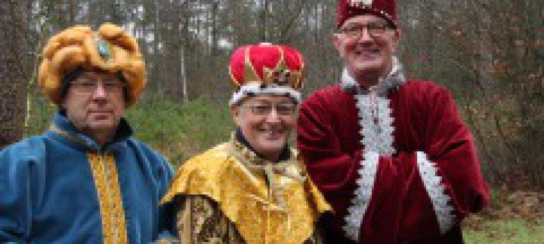 Drie Koningen Winterwandeling