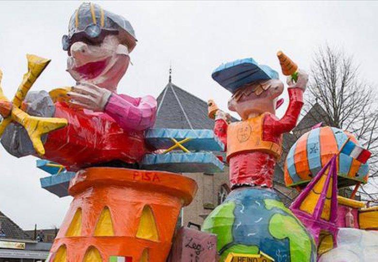 Carnavalsoptocht Raalte