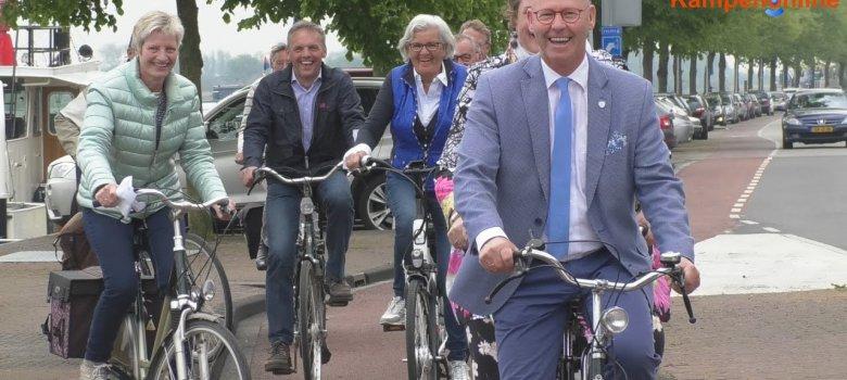 Fietstocht 'IJsselverhalen op de pedalen'