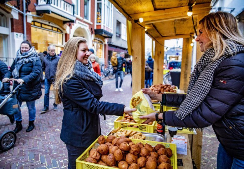 Winterfair in de binnenstad