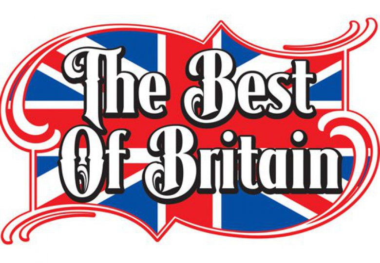 Stadsgehoorzaal: The Best of Britain