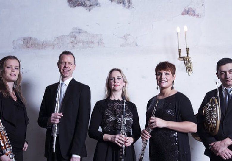 Amsterdam Wind Quintet: Beethoven en zijn helden