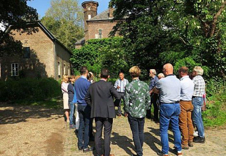 Excursie Landgoed Huis Sevenaer