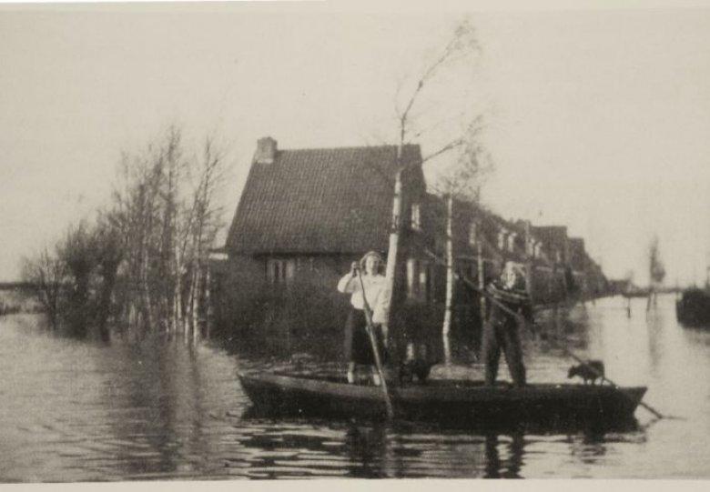 Huuskamerpraot over 1939-1946
