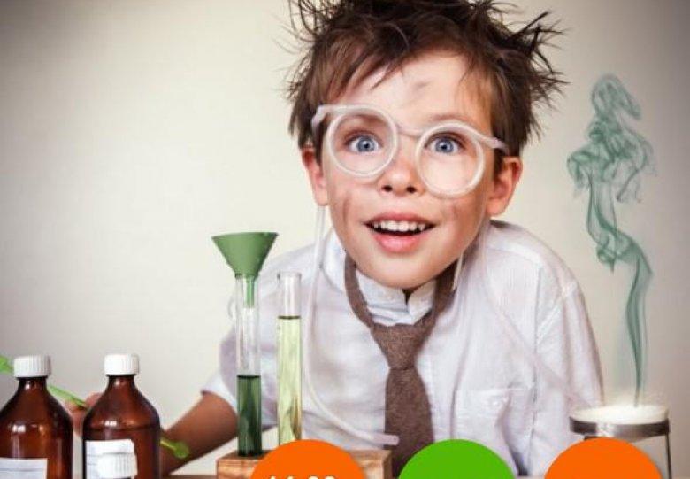 Mad Science bij De Boswerf in Zeist: thema kou (7+)