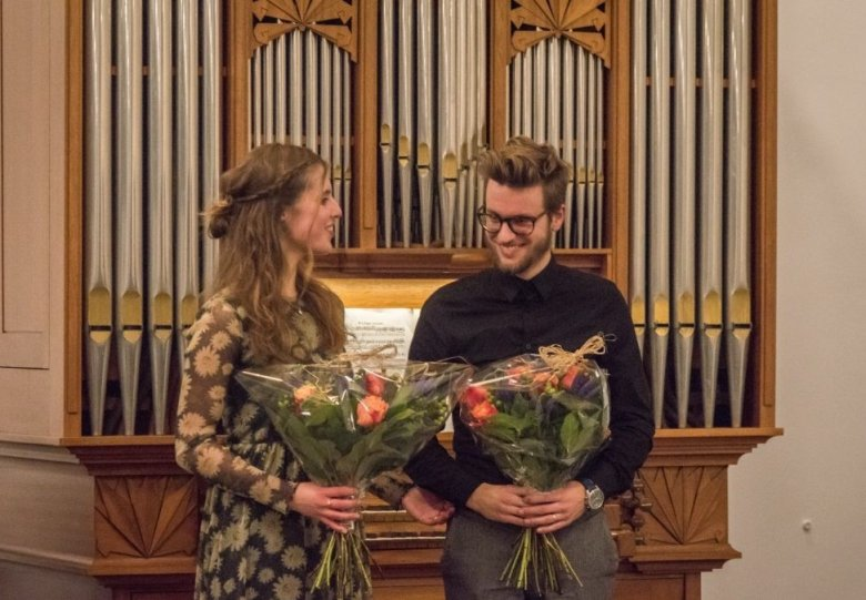 Zaterdagmiddagconcert met orgel en zang