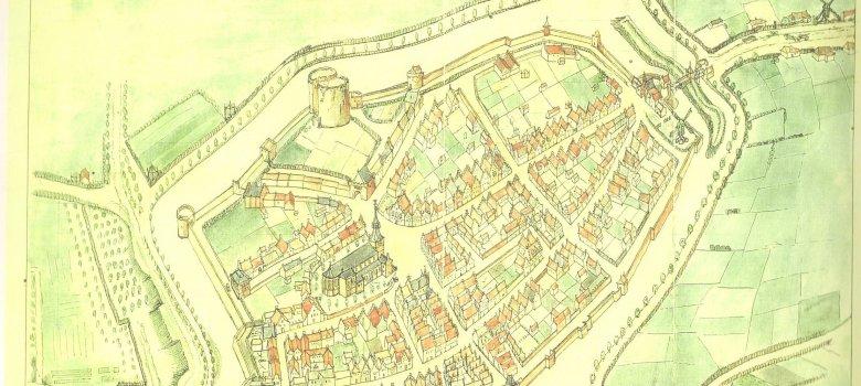 Expositie Tour d'Europe langs ideaalsteden in de late Middeleeuwen