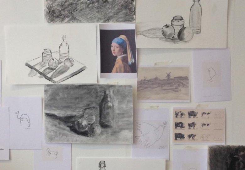 Basiscursus Tekenen en schilderen
