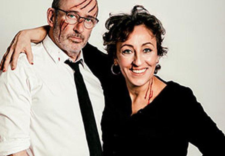 Cabaret Karin Bruers & Nol Havens met 'Bruers haalt uit