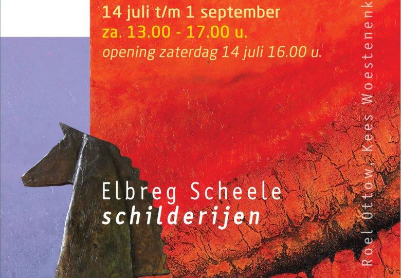 Expositie in Galerie H10a