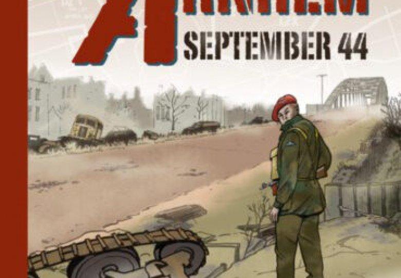 Slag om Arnhem in strips