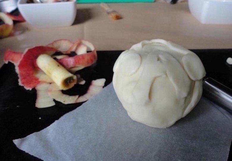 Appelbollen maken