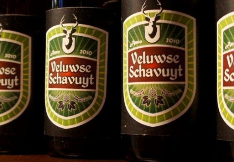 Bierproeverij bij Veluwse Schavuyt