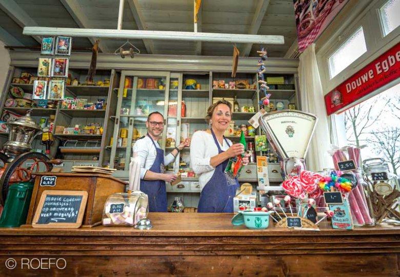 Bezoek Kruidenierswinkel Halte Bontebrug