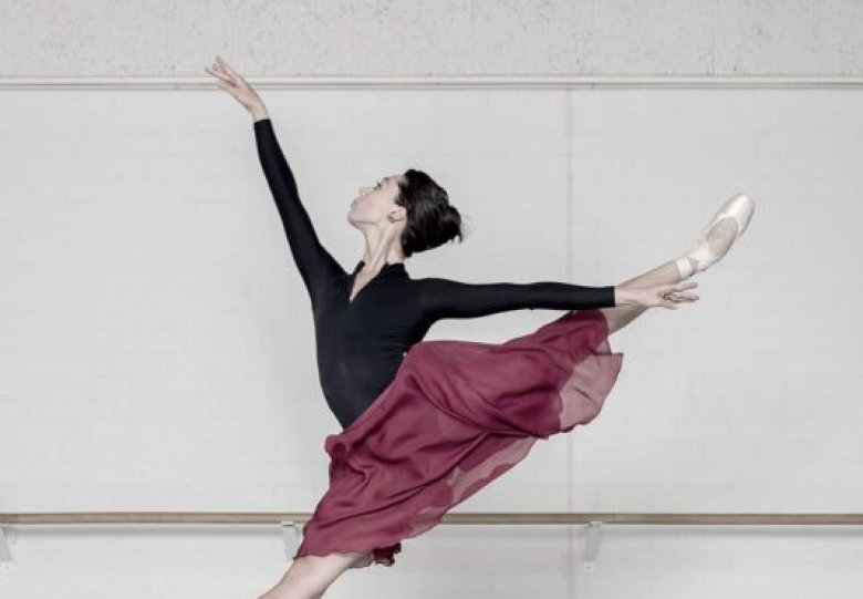Dansen met een echte Ballerina voor kids en tieners