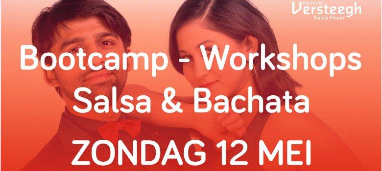 Bootcamp Salsa & Bachata with Bhavin and Soonruta