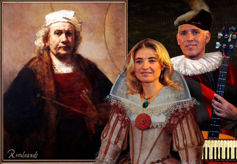 Stadsgehoorzaal: Rembrandt & de Gouden Eeuw