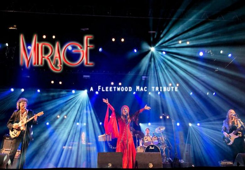 MIRAGE - Fleetwood Mac tribute band.