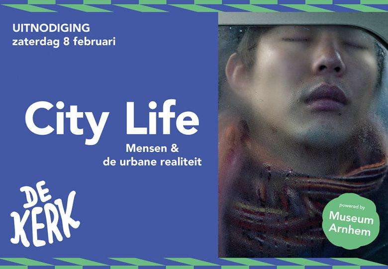 City Life Mensen & de urbane realiteit