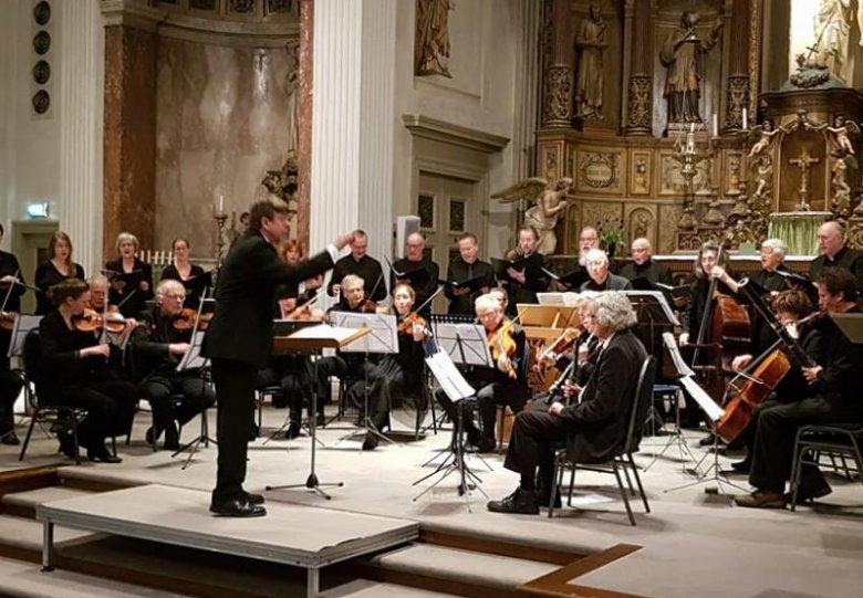 Uitvoering Bachcantate BWV 194