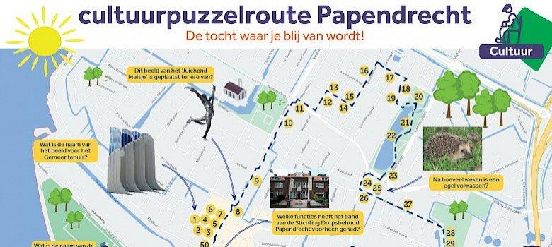 Cultuurpuzzel Papendrecht