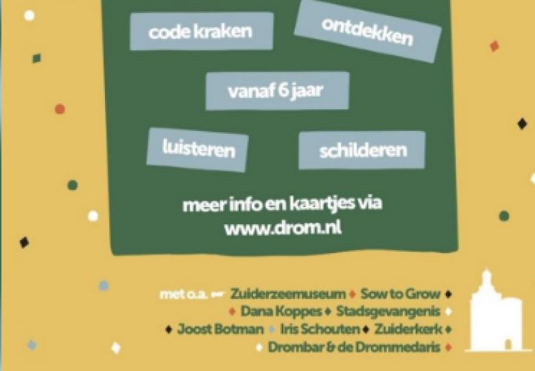 Dromkid CultuurTour
