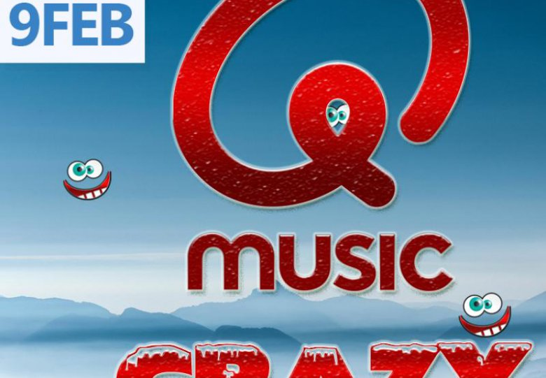 Q-music crazy winterparty Rhenen