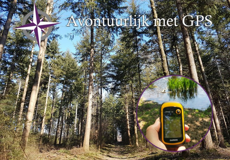 GPS speurtocht | Route Amerongse Berg