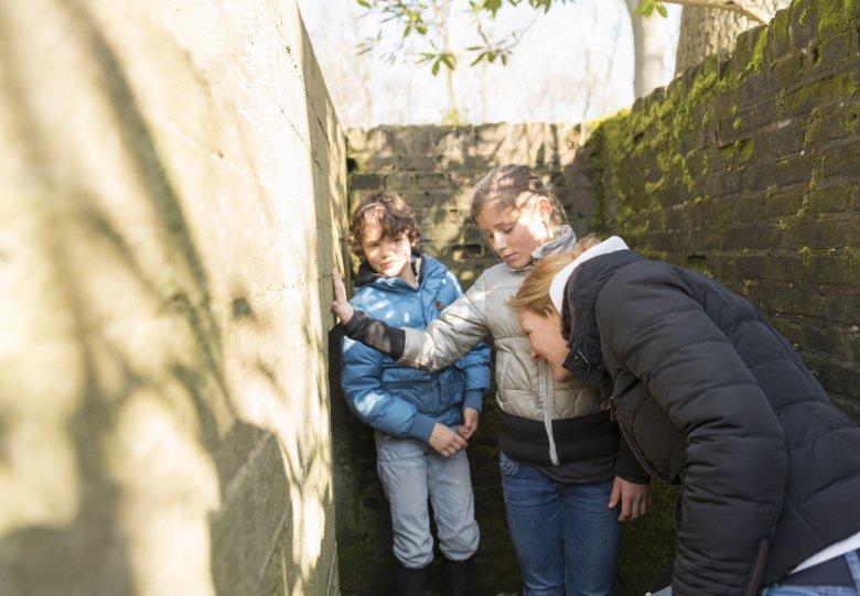 Bunkerexcursie Slot Haamstede