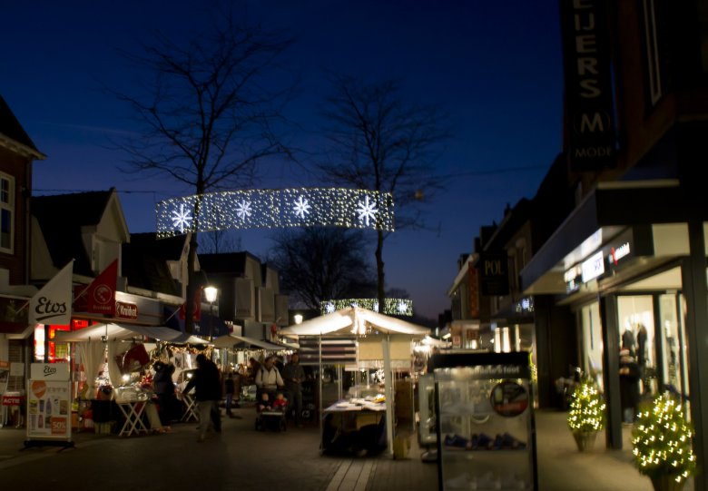 Kerstmarkt in Nunspeet