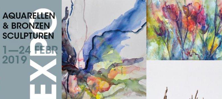 expositie Galerie De Sleedoorn